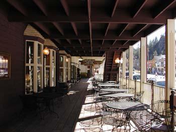sarsaparilla saloon cody